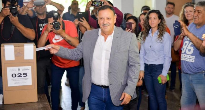 Ricardo Quintela, candidato del Frente de Todos, es el nuevo gobernador de La Rioja