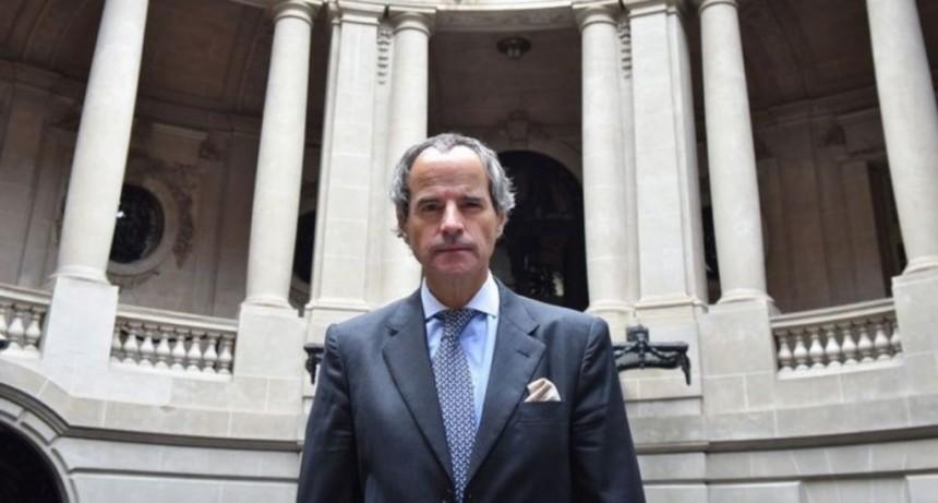 Rafael Grossi es el nuevo director de la OIEA