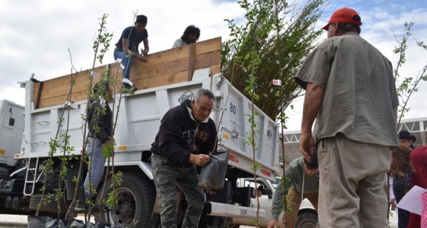 """""""Reconversión Productiva"""": el Gobierno impulsa el desarrollo de parcelas hortícolas y frutícolas en el norte provincial"""