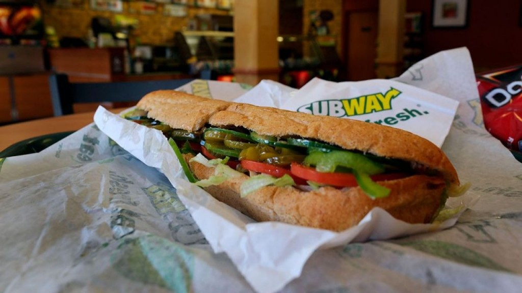 El pan de los bocadillos de Subway no es pan, según la justicia irlandesa