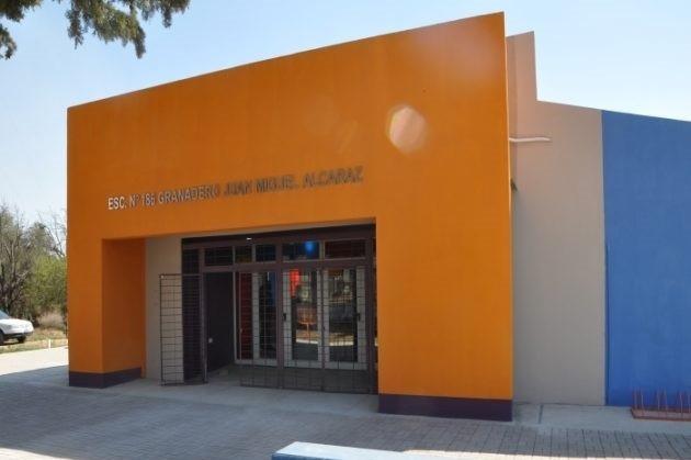 La escuela del paraje Balcarce estrena edificio