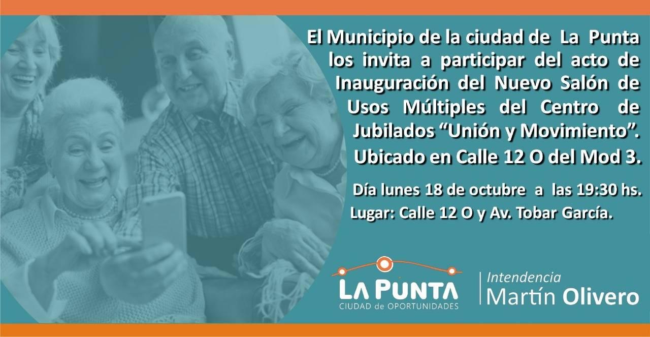 La Punta: hoy será la inauguración de un nuevo salón de usos múltiples