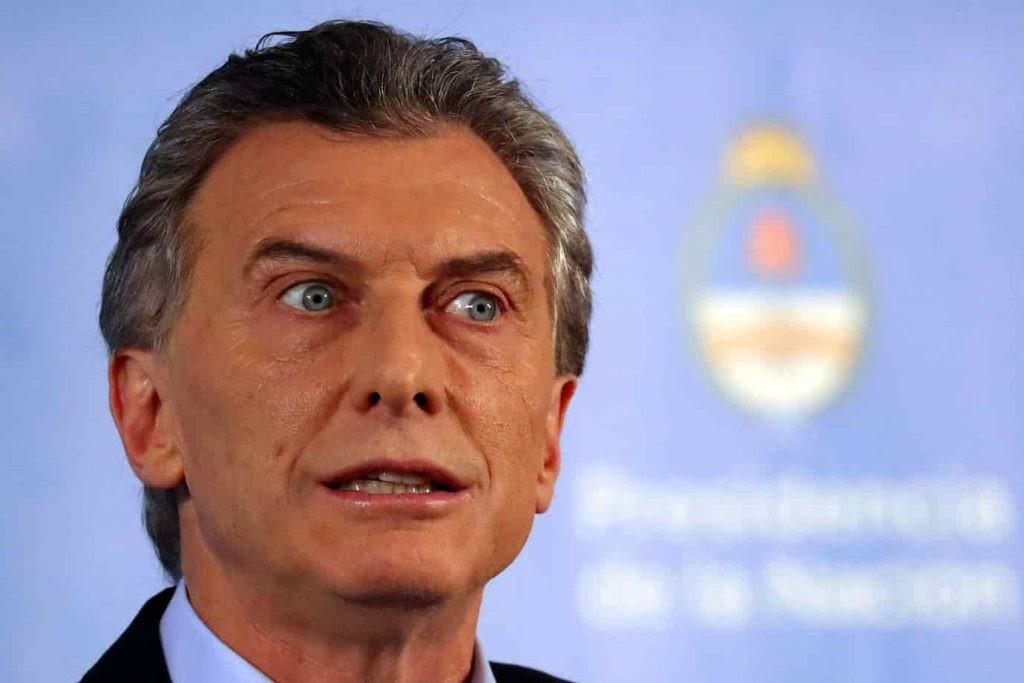 """Macri aseguró que la Argentina tiene """"los impuestos más altos del mundo"""""""