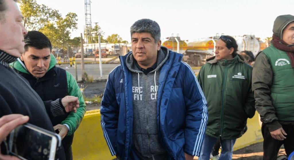 """Pablo Moyano le pegó a Macri: """"Desprecia a los trabajadores"""""""