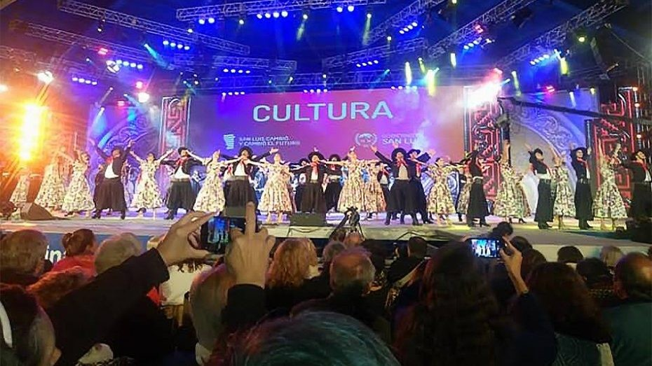 500 artistas inscriptos para ser parte de la delegación de San Luis en Cosquín