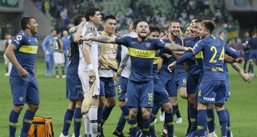 Copa Libertadores: Boca empató con Palmeiras y habrá final histórica con River