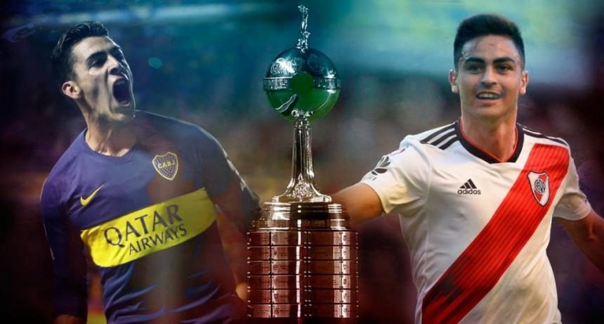 Boca y River definirán al campeón de la Libertadores: ¿cómo les fue en sus otras finales?