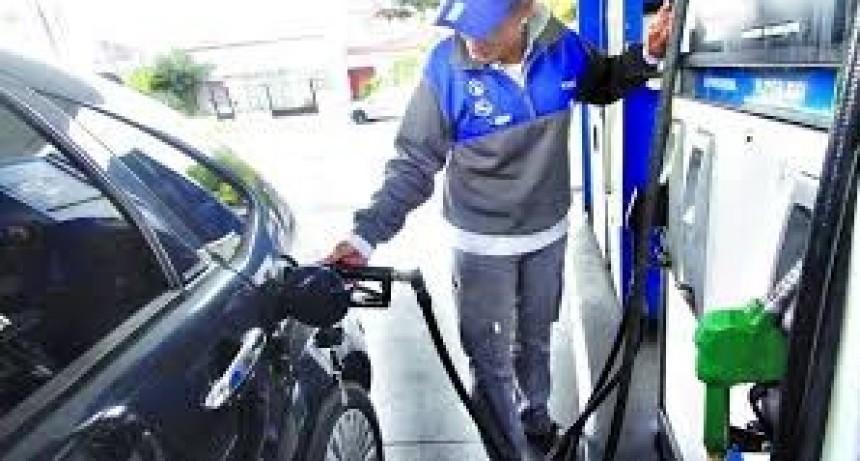 Aumentaron las naftas entre un 3,6 y 7%