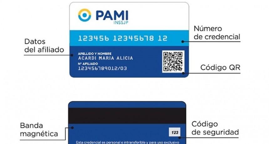 Comienza la distribución de la nueva credencial del PAMI