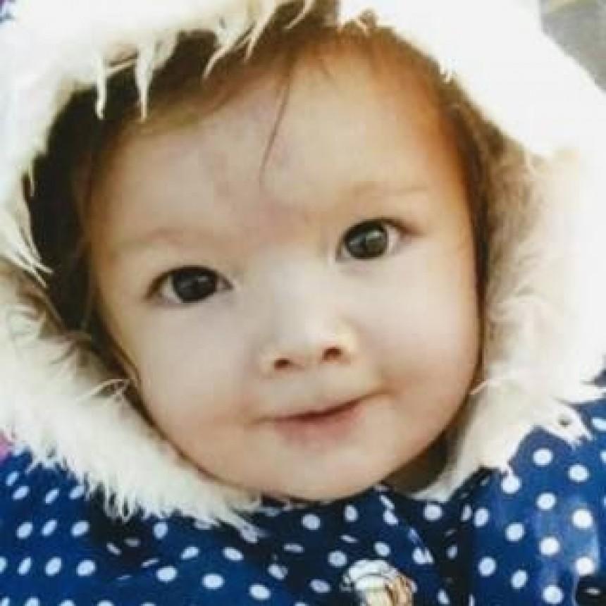 La más triste noticia: Murió Malena, la beba puntana que esperaba un trasplante de corazón