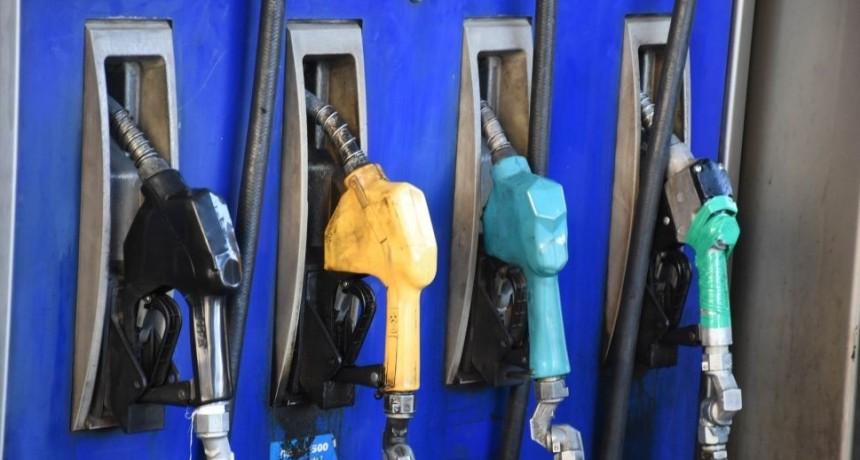 Una petrolera bajó la nafta