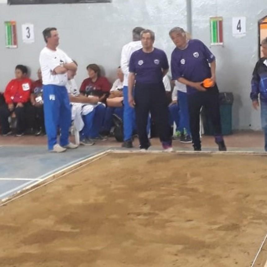 Juegos Evita: los adultos mayores de San Luis compiten en Bariloche