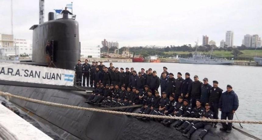 Aguad mantiene la esperanza de encontrar al submarino ARA San Juan