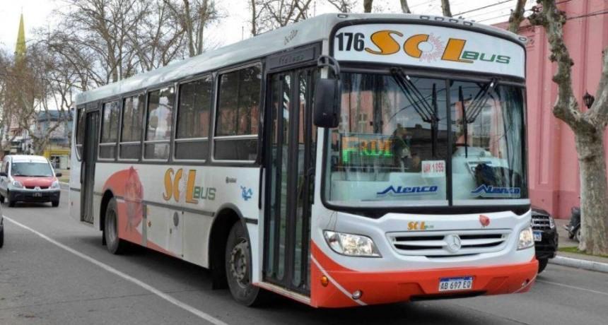 Villa Mercedes: Sol Bus no paga y los trabajadores paran este viernes