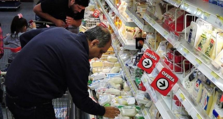 La inflación de octubre en la provincia fue de un 5,2%