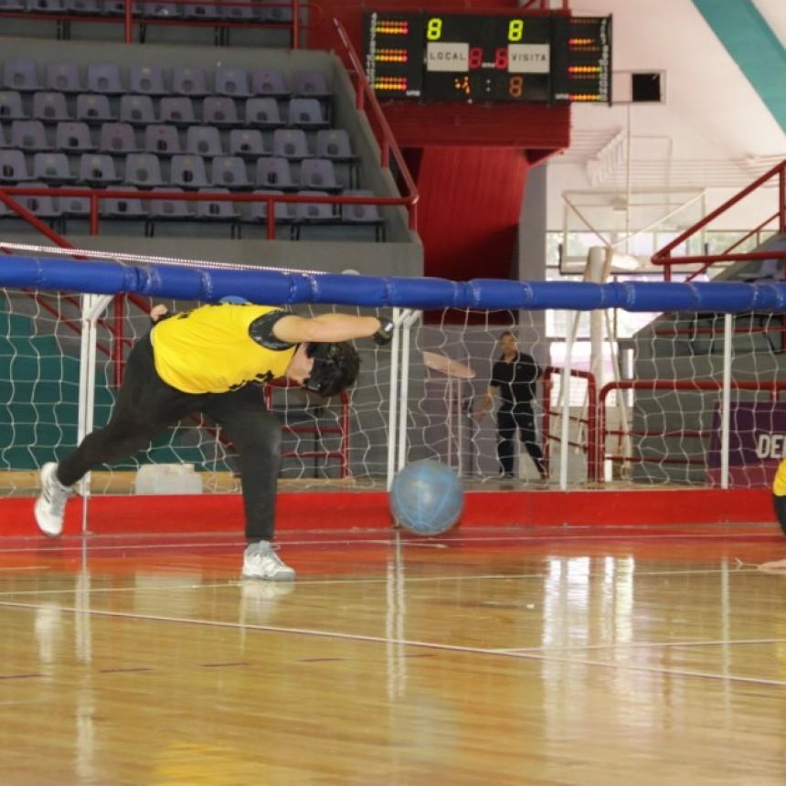 """Los """"Halcones"""" de Mendoza se consagraron en el Torneo Argentino de Goalball"""