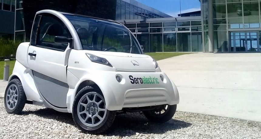 Sero Electric: cómo funciona el primer auto eléctrico argentino