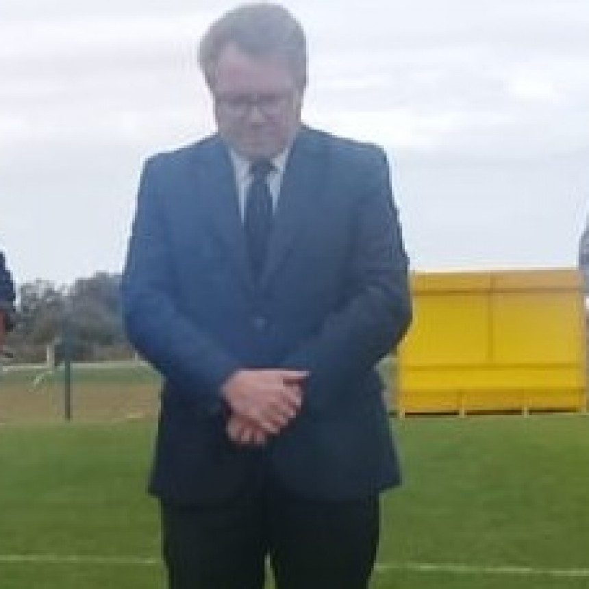 Daniel Giboín dejó de ser el presidente del