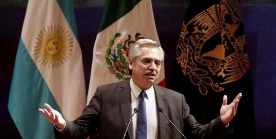 Alberto Fernández regresó de México: el viernes asistirá al plenario de la CGT