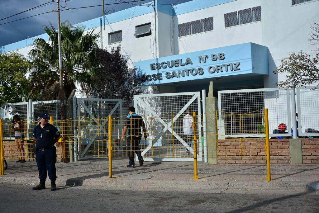 Cerraron los comicios en la ciudad de San Luis