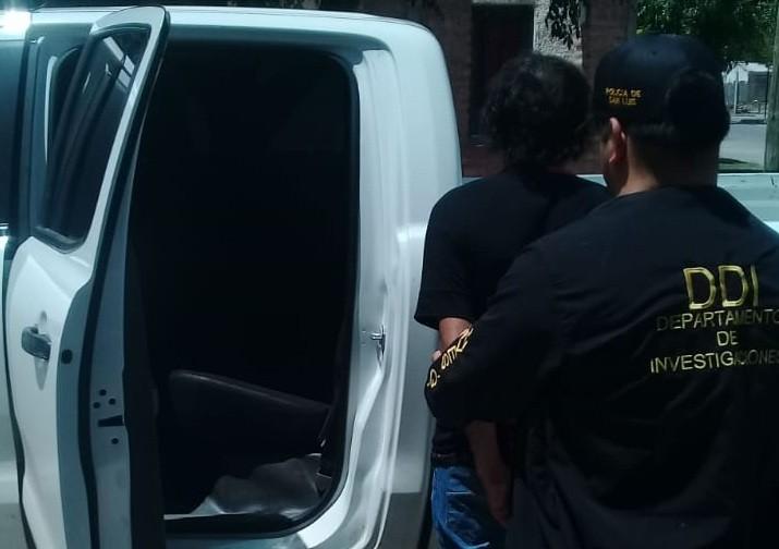San Luis: detuvieron a un hombre con pedido de captura