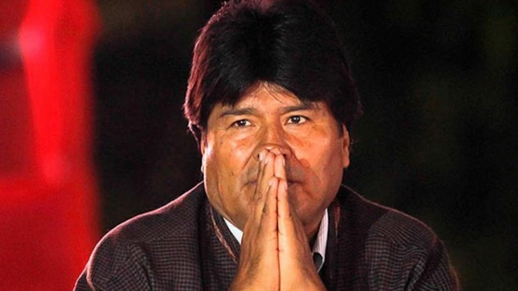 Evo Morales condenó los ataques a los periodistas que se encuentran en Bolivia
