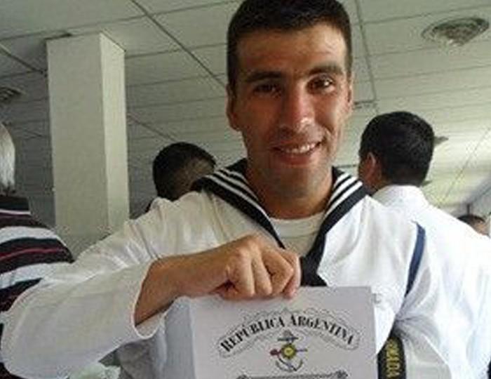 San Luis recuerda al puntano Fabricio Alcaraz a dos años del hundimiento del submarino