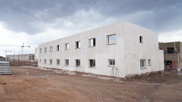 El Hospital Central contará con una residencia médica de 40 departamentos