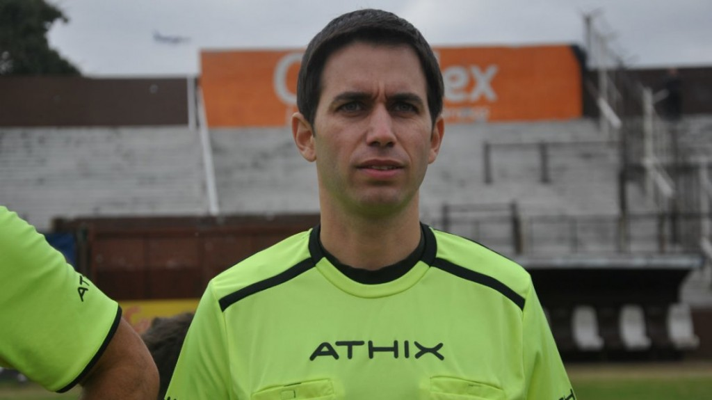 Abusos en Independiente: conceden la prisión domiciliaria al árbitro Martín Bustos