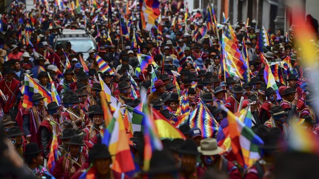 Anunciaron un acuerdo parlamentario para llamar a nuevas elecciones en Bolivia