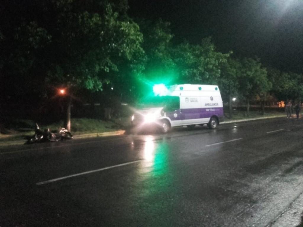Accidente fatal: un motociclista falleció al chocar contra un árbol en Tilisarao