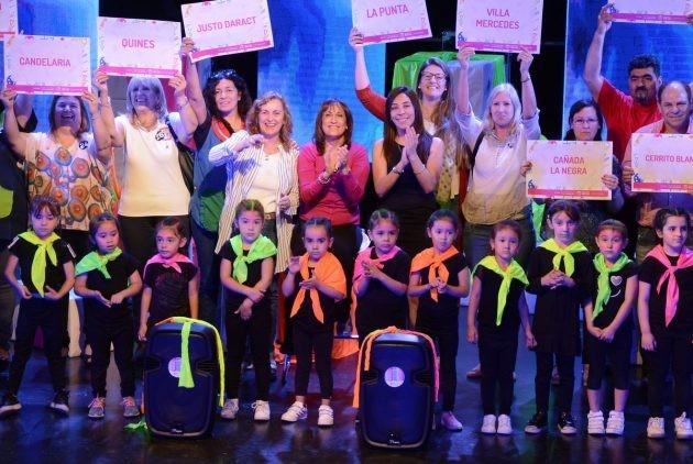 Intercolegiales Culturales: premiaron a 119 obras de Nivel Inicial