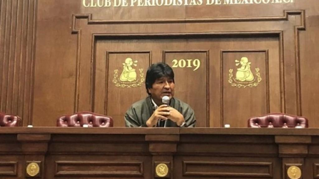 Evo Morales denunció que Interpol lo persigue en 10 países por