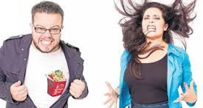 """Tato Broda y Natalia De Los Santos traen """"Furia Stand Up"""