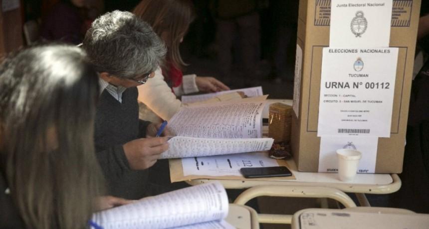 Terminó el escrutinio definitivo en 10 provincias: cuántos votos obtuvieron Alberto Fernández y Mauricio Macri