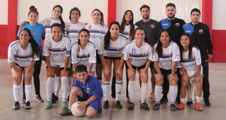 Mañana arranca una nueva fecha del Futsal