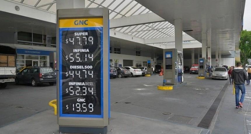 A qué precios se venden los combustibles tras la suba de 5% que se implementó este viernes