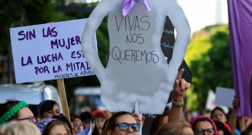 En 10 meses se cometieron 226 femicidios en Argentina y reclaman la emergencia nacional