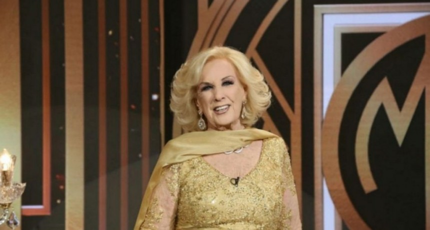 Mirtha Legrand felicitó a Alberto Fernández y dijo que ahora sí lo invitaría a su programa