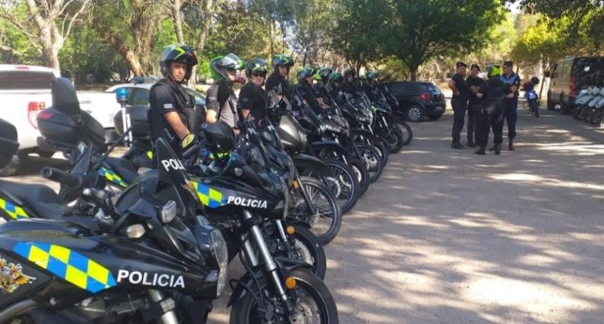 San Luis: continúan los operativos preventivos