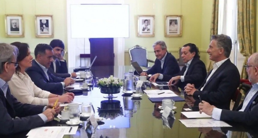 Macri mantuvo una nueva reunión de gabinete