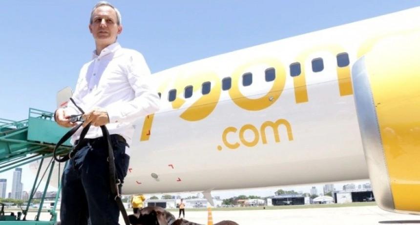 """Un accionista de Flybondi se va de la Argentina: """"El peronismo es un cáncer que destruye el país poco a poco"""""""