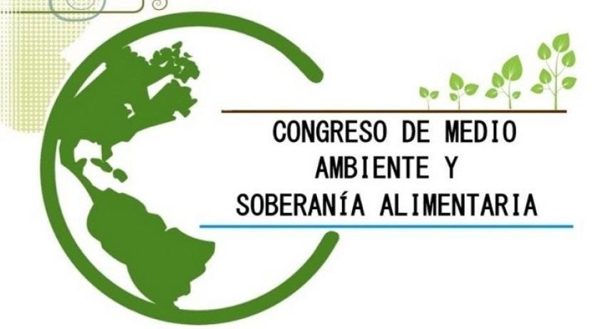 Se viene el 1º Congreso de Medio Ambiente y Soberanía Alimentaria de la Escuela Generativa GEA