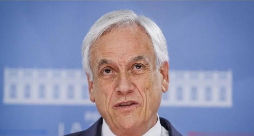 Piñera anunció medidas de seguridad, pero no habló de la reforma constitucional