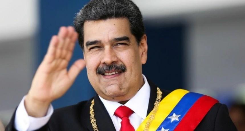 """Nicolás Maduro: """"Ojalá Argentina despierte con Alberto Fernández y resurja con fuerza"""""""