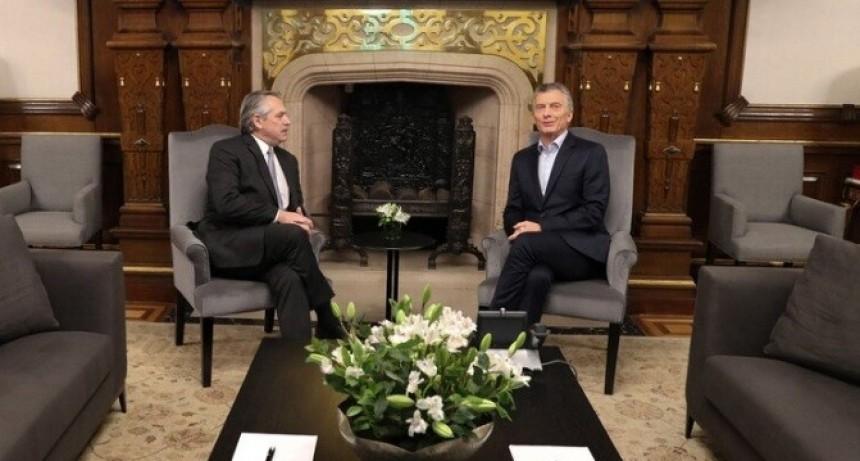 La transmisión del mando entre Mauricio Macri y Alberto Fernández aún no está acordada