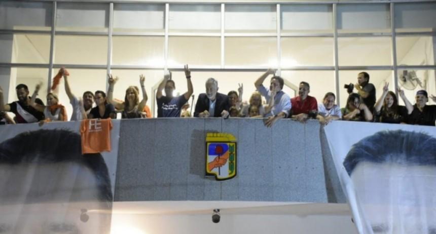 El Frente Justicialista de Todos obtuvó cuatro bancas en el Concejo Deliberante