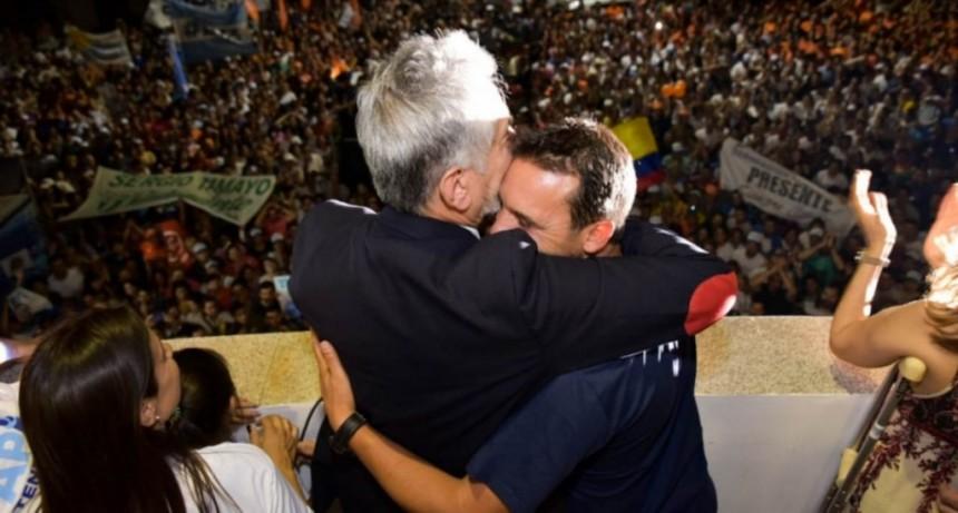 Tamayo es el nuevo intendente de San Luis