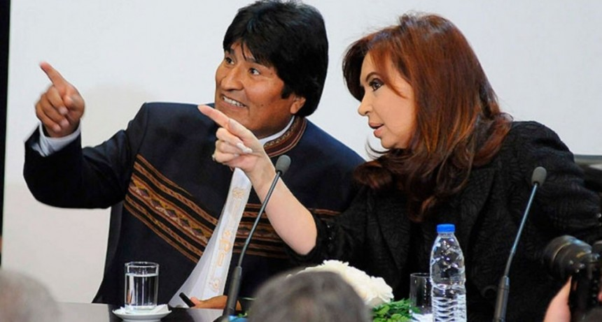 El mensaje de Cristina tras la renuncia de Evo: