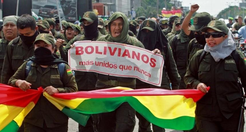 La OEA se refirió a la situación en Bolivia y evitó definirlo como un Golpe de Estado